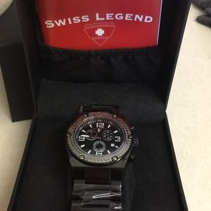 Brand new Men's Swiss Legend Watch